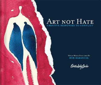 Art Not Hate book